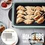 【recolte 麗克特 超值獨享組】Home BBQ電燒烤盤限定版(兩色可選)+Home BBQ電烤盤(專用陶瓷深鍋+蒸盤)