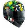 AGV 亞洲版 K3 SV Turtle 烏龜帽 烏龜 VR46 Rossi 羅西