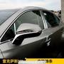 進口淩誌Lexus  NX300h改裝NX200t車窗飾條  NX200t中柱裝飾亮條專用改裝