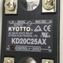 [ KYOTTO ] KD20C25AX 固態繼電器 DC-AC 280VAC