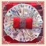 52張外幣絲綢紅包袋 (快閃團 )