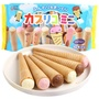 日本 固力果 Glico 冰淇淋 冰棒 迷你 甜筒 餅乾 10入 87g【花町愛漂亮】