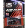 Auto World 1:64 Advan Y 2017 Ford Mustang 福特 野馬