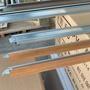 輕鋼架 天花板 明架 柚木 木紋 骨架 2呎 4呎 小t 大t