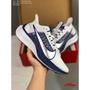 耐克 NIKE ZOOM GRAVITY 休閑跑步鞋 男 女鞋 白藍銀 Size;36-45