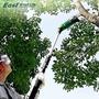 高枝鋸交流電動伸縮加長桿多功能高空鏈鋸樹家用園林高枝剪修枝鋸