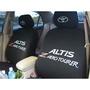 Toyota Altis 汽車椅套(全車前後座)