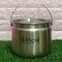 LINOX多功能316防溢鍋4.5L 醫療級316不鏽鋼湯鍋外出提鍋 滷鍋 各品牌燜燒鍋內鍋