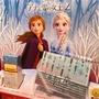 [現貨‼️]日本 資生堂 MAQUILLAGE x 冰雪奇緣2 聯名 心機星魅輕羽粉餅 數量限定 9.3g