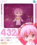 日本正版 GSC 黏土人 劇場版 魔法少女小圓 鹿目圓 浴衣 可動 公仔 模型 日本代購