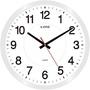 15吋 銀框大字體時鐘 TG-0226