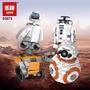 <積木總動員> 樂拼03073  (為單隻並請留言標註)BB8 伊娃 瓦力 R2D2 星際大戰 STAR WARS
