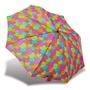 RAINSTORY雨傘-迷幻圖紋抗UV個人自動傘