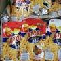 現貨 泰國ATORI香脆卡啦薯條 韓式燒烤 原味 海苔25g