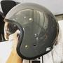 出售 9.9成新 買錯尺寸出售 Shoei JO 復古安全帽 J•O 水泥灰色 盒裝配件帽套齊全