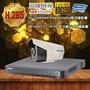 高雄/台南/屏東監視器 海康威視 優惠套餐DS-7204HQHI-K1 500萬畫素 監視主機+TW16D0T-IT3戶外型攝影機*1 不含安裝