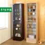 BuyJM低甲醛強化玻璃直立式180cm展示櫃/公仔櫃/書櫃/收納櫃/玻璃櫃 B-CH-BO034