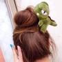 [預購]恐龍髮圈/恐龍胸針/恐龍髮箍