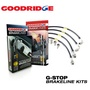 【Power Parts】GOODRIDGE G-STOP 金屬煞車油管 LEXUS IS250 2006-2013