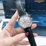 新款OMEGA(歐米茄) 男士休閒碗錶 皮帶錶 石英錶 六針計時錶 海馬男士碗錶