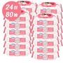 貝恩 超厚超純水濕紙巾 80抽 24包 鼠年新春版 BAAN 嬰兒柔濕巾 2466 箱