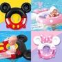佳佳玩具 ----- 嬰兒版 兒童 米奇 米妮 造型 充氣 游泳圈 坐圈 浮板 救生圈 海邊 玩水【YF15818】