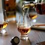 水晶威士忌品鑒杯 聞香杯 試酒杯威士忌杯 ISO專業品酒杯品香杯