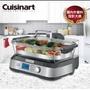 全新 Cuisinart美膳雅 美味蒸鮮鍋STM-1000TW(強化玻璃、5L容量、1L水箱)
