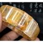 琥珀晶手排 24mm 80g 手圍18.5~20公分