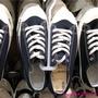 MUJI無印良品 撥水加工有機棉舒適休閒鞋 深藍 #無印 休閒鞋 10.25#