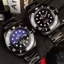 【西鐵城機芯】ROLEX 勞力士 GMT 藍黑框 16233 男士手錶 勞力士格林尼治型II 腕錶