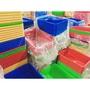 【79家庭生活百貨】 500 550 600 650 密林盆 深盆 塑膠盆 零件箱 方盆 飼養箱