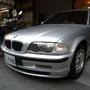 高雄自售 BMW 320iZA E46 2.0頂級版手自排 一手新車 1999年出廠/直列六缸引擎/原廠保養/前年出清價