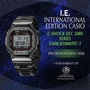 CASIO INTERNATIONAL EDITION G SHOCK X PORTER ORIGINAL COLLECTION SET SERIES GMW-B5000TFC-1
