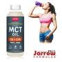 【Jarrow 賈羅公式】中鏈三酸甘油脂MCT Oil-椰子油來源(591ml/瓶)
