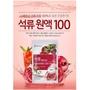 米兔韓國代購- 韓國女王的果汁 紅石榴蔘液 紅石榴汁 養生飲品 口服液 / 禮盒