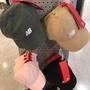NEW BALANCE NB 限量 奶茶色 刺繡 老帽 棒球帽 專櫃商品