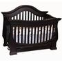 二手 Levana 皇家系列 莉娃納嬰兒床/嬰兒成長床/兒童床 黑檀色 實品拍攝
