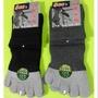 3雙100元 竹碳襪 五指襪 中筒襪  長約小腿肚 五趾襪