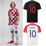 2018世界杯 nike 耐吉 球衣 足球衣 克羅埃西亞 決賽 主場 客場 莫德里奇10號 男款球衣 個性印號 正品代購