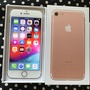 iPhone7 32g玫瑰金🍎台南二手手機📱中古機