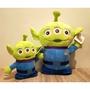 【全新】【買大送小】6吋+12吋娃娃 玩具總動員~三眼怪 三眼怪娃娃