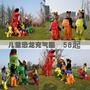 『爆款表演服』兒童恐龍充氣衣服相撲表演霸王龍小孩坐騎立體恐龍服充氣服裝
