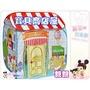 麗嬰兒童玩具館~親親Ching Ching-寶貝商店屋-帳蓬遊戲球屋.附贈100顆彩球(6CM).台灣製