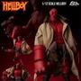 「毬毬的窩」 港版 千值練 地獄怪客 Hellboy 小子 1/12 布衣關節 可動人偶 1000 toys