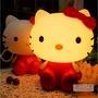 Hello Kitty 凱蒂貓檯燈 卡通掛式檯燈小夜燈壁燈床頭燈創意燈