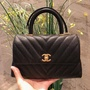 香奈兒Chanel coco handle 24cm~