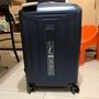 星巴克聯名行李箱 數位稱重防爆拉鍊
