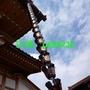 {小魚之家}原裝雨鏈寺廟屋檐雨鏈天溝裝飾別墅紫銅雨水鏈雨鈴接水引水落水鏈