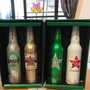 海尼根 140年紀念瓶